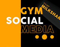 Social Media / A gym project by SEMPLICE