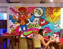 Wall art, Hangover Rest-O-Bar