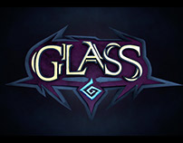 """Video Game """"Glass"""" Assets"""
