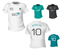 Company Football Team Jerseys