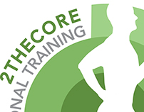 2THECORE Logo Redesign
