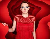 Elisabeth Moss for NY Magazine.