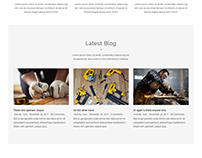 Tuco - Construction & Building WordPress Theme