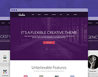 Audaz WordPress Business Theme by Layerswp