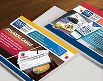 H&H Printing Collateral