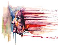 Alzheimer's Painting