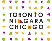 TORONTO NIÁGARA CHICAGO