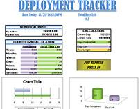 Employee Deployment Tracker