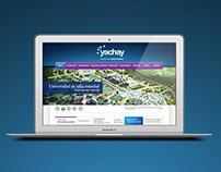 Yachay website