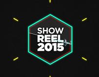 Showreel 2015 - Tomasz Czajka