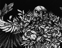 Falcon & Flower