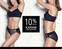 Karam · Catalogue · Packaging