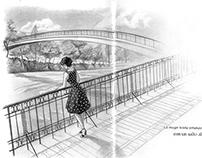 La Mujer Triste: A Sketchbook Project
