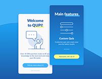 QUPI 2.0 – work in progress