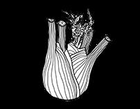 Black/White Illustrations