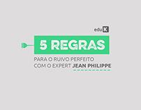 Vinheta - 5 regras para um ruivo perfeito