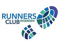 Huisstijl Runners Club Woerden
