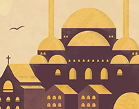 GIF ADDED - Istanbul - Where East Meets West