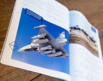 Air show magazine