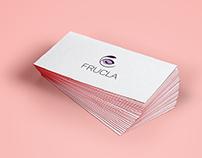 Frucla - visual identity
