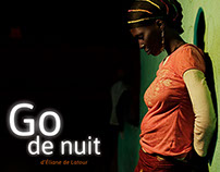 Go de nuit – Exhibition and social action in Africa