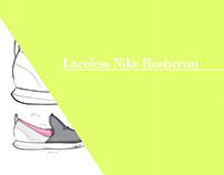Laceless  Nike Rosherun
