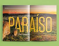 Paraíso (quase) perdido   SUPERINTERESSANTE ed. 400