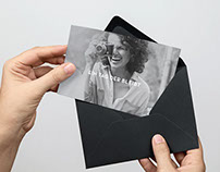 Pollok Postcard & Sticker