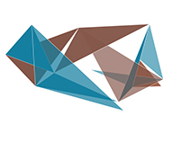 Random Triangles Shapes Generator. Let the Tris talk