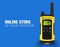 Online Store RadioMan UK