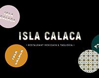 Branding - Isla Calaca Mexican restaurant