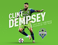 Sounders FC 2017 Creative Repository