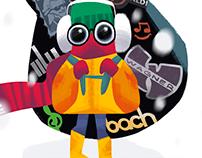Mini musician