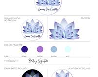 Logo Design For Luminous Body Essentials