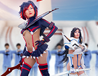 Kill La Kill Cosplay Photography