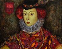 Renaissance Lady with Hat