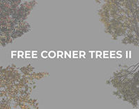 FREE AUTUMN CORNER TREES 02