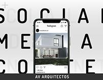 Social Media Architecture | AV 2019