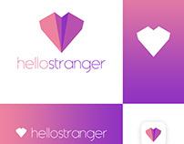 Logo Hello Stranger