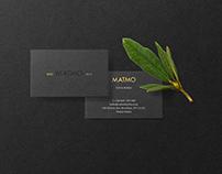 MATMO Fashion Logo Design