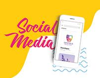 Dentique clinic Social media