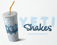 Yeti Shakes