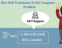 Dell Tech Support Phone Number | Hire Certified Expert