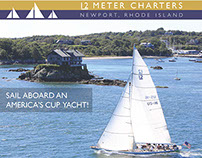 12 Meter Charters' Poster