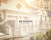 Presentation booklet for BSI Estates