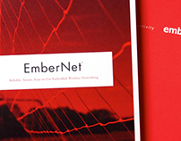 Ember Corporation Print Design