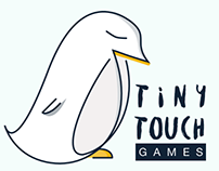Tiny Touch Games Logo Exploration