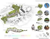 Marseille - urban development study 15 arrondissment