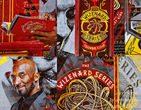 "KOBE BRYANT ""THE WIZENARD SERIES"" -Promotional Artwork"