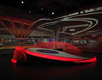 Kabaddi world cup : Studio design